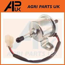 Kubota Kawasaki FD620 49040-2065 12V Electric Fuel Pump Perkins 102,103 Engines