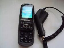 EASY CHEAP SENIOR  SIMPLE BASIC ORIGINAL SAMSUNG SGH-D600 UNLOCKED 2G,3G,4G SIM