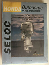 Honda Outboards 1978-99 Seloc Chiltons #1200