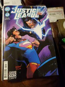 Justice League #60 Brian Michael Bendis DC Comics