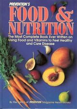 Preventions Food and Nutrition: The Most Complete