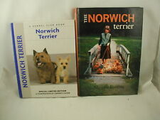 The Norwich Terrier 2nd Ed Marjorie Bunting + Kennel Club Owners Guide
