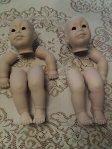 Signed Porcelain Lee Middleton Prince William Doll Parts - Heads, Arms, Legs