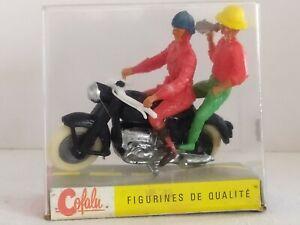 COFALU PLASTIQUE MOTARD TOUR DE FRANCE EN BOITE lot 1
