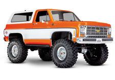 Traxxas TRX4 Chevy Blazer 1/10 RTR Arancio
