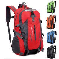 Travel Hiking Backpack Waterproof Outdoor Sport Camping Rucksack Bag School Bag