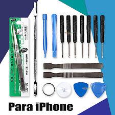 Para iPhone XS X 8 7 Reparar herramienta de apertura Kit destornillador pantalla