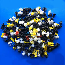 Lots 200Pcs Various Rivet Fasteners Clips Push Pin Car Bumper Fender Panel