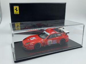 Red Line Models Ferrari 550 Maranello Prodrive No 58 LM 2002 RL001