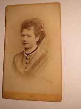 Wien - 1873 - Frau - Portrait / CDV