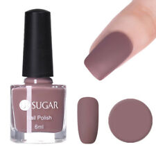 UR SUGAR Matte Dull Nail Art Polish Pure Color Manicure Nails Matt Varnish Decor