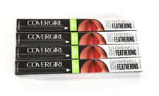 Covergirl Farewell Feathering Lip Liner, Clear 100 - 4 Pack - NEW