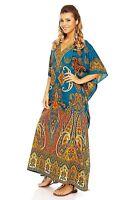 Women-Lady-Long-sleeved-Loose-Abaya-Burqa-Kaftan-Muslim-Islamic-Party-Maxi-Dress
