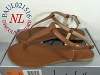 NEW Nicole Miller New York Women's Hannah Leather Sandals ~ Various Sizes ! !