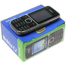 Nokia C2-01 - Black (Unlocked) Phone (Boxed)