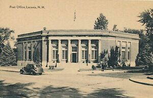 LACONIA NH - Post Office
