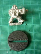 WH40K Rogue Trader Imperial IronClaw Squat Fildar  OOP Rare