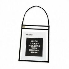 C-Line Shop Ticket Holders with Clear Front/Back - 41922
