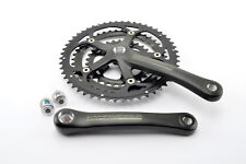 NEW Campagnolo Racing Triple crankset with 30/42/52 teeth and 170mm length NOS