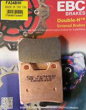 EBC/FA348HH Sintered Brake Pads (Rear) - Yamaha FZS1000 Fazer, XJR1300 (01 - 15)