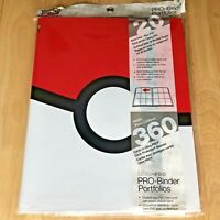 Ultra Pro Pokemon Poke Ball Pro-Binder 9-Pocket (Holds 360 Cards) Folder Album