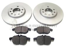 OEM SPEC FRONT REAR DISCS AND PADS FOR AUDI A4 1.9 TD 2004-08 OPT2
