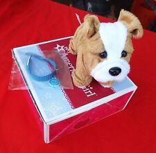American Girl Meatloaf Bulldog Dog Pet Puppy Book NIB Pup