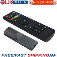 Replacement Remote Control for Android Smart TV Box MXQ Pro 4K X96 T95M/N M8S UK
