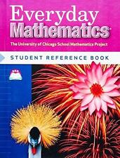 Everyday Mathematics : Student Reference Book, Grade 4 by Jean Bell, Amy...