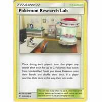 205/236 Pokémon Research Lab | Uncommon Trainer Card | Pokemon Unified Minds TCG