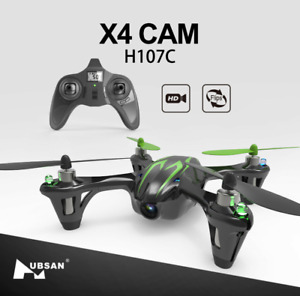 2.4 GHz 4 CHANEL THE HUSBAN X4 MINI RC QUADCOPTER