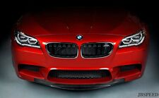 BMW DUAL Slat GLOSS BLACK GRILL GRIGLIA ANTERIORE for f10