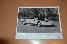 PHOTO DE PRESSE ( PRESS PHOTO ) Oldsmobile Aerotech de 1987 GM006