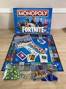 Hasbro Monopoly Fortnite Edition Board Game