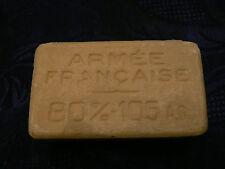 RARE SAVON NEUF POUR L'ARMÉE FRANÇAISE J.B.PAUL MARSEILLE 80% 105  2ème GUERRE