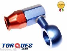 AN -6 (6AN AN6) Weber / Dellorto Carburettor Teflon Single Hose End Banjo
