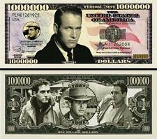 Paul Newman - Billet 1 Million Dollar US! Collection Actor American Hollywood