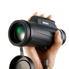 Travel 50X52 Zoom HD Optical Prism Monocular Telescope + Tripod + Camera Clip