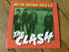 THE CLASH Out of control tour EP Live Manchester 77 4 titres