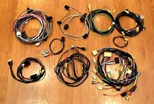 1957 chevy wire harness kit 4 door sedan with generator wiring usa made fits 1957 chevrolet