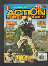 Action Pursuit Games Magazine Paintball March 2010 UFC Randy Couture