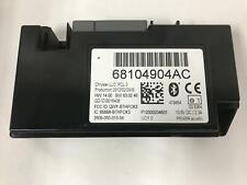 2012 Caravan Bluetooth Communications Module OE 68104904AC *Free Shipping