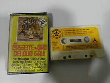 EL CASSETTE DE ORO DEL DUO GALA - CASSETTE TAPE CINTA STAR 1979 PAPER LABELS