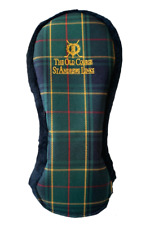 St Andrews Tartan Driver AM&E Headcover - Fits all Drivers NEW