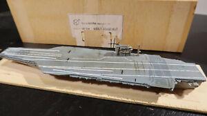g 1:1250 Waterline Serie Iskra USS T Roosevelt Resin Aircraft Carrier