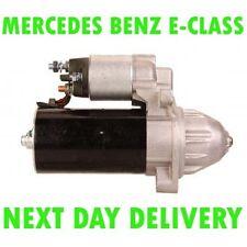 MERCEDES BENZ E-CLASS 200 220 2006 2007 2008 2009 REMANUFACTURED STARTER MOTOR