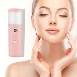 20ml Face Spray Nano Mist Sprayer Facial Steamer Moisturizing Skin Care Portable