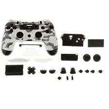 Camouflage Housing Shell Case Mod Full Kit for PS4 Controller DualShock 4