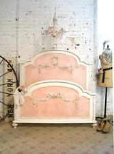 Painted Cottage Shabby Chic Romantic French Bed Full / Double Bedroom White