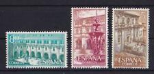 Spanien 1960 postfrisch  MiNr. 1217-1219  Klöster und Abteien